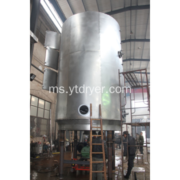 Mesin Rotary Plate Animal Feed Drying machine