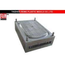 Novo modelo de mesa de plástico estilo (RMMOULD741254)