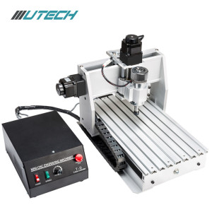 Mach 3 controlesysteem deur maken cnc router