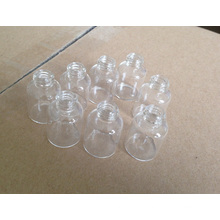 Высокое качество мини-прозрачное стекло флакон