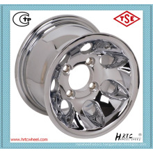 competitive price deep dish chrome wheels Japan sport rim 13 inch made in China