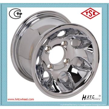 Конкурентоспособная цена deep dish chrome колеса Япония спортивный обод 13 inch made in China