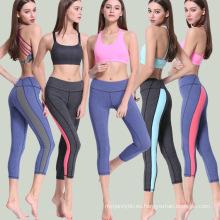 Trajes de yoga de las mujeres 2016 desgaste al por mayor del desgaste del desgaste del deporte