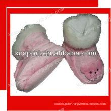 lovely warm light baby shoe sock