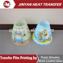 non toxic heat transfer adhesive film for plastic