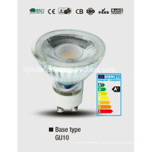 Vaso bombilla LED GU10-Bl