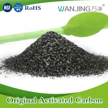Hot-sale activated charcoal Crushed shell coconut based activated carbon for protection