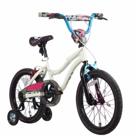 Girl 16 inch fashion kids bike