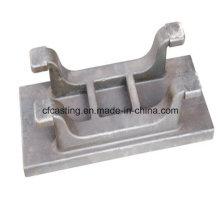 Piezas trabajadas a máquina OEM del bastidor de precisión de los componentes del acero de carbono