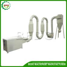 Máquina de madeira do secador da serragem do fluxo de ar direto da fábrica para a venda