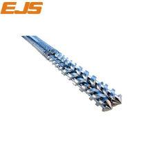 PE-Rohr verarbeitet Bimetall Schrauben