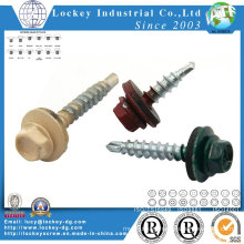 Hex Washer Head Roofing Screw Roof Screw Steel