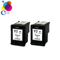 Good quality refill ink cartridge for hp 92 93 92XL ink cartridge for HP Deskjet 5440 6310 1510 printer China factory
