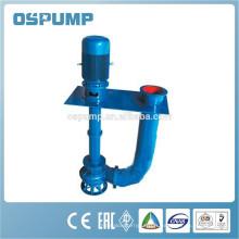 Pompe à eau électrique submersible vertical d'eaux d'égout résistantes de YW