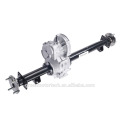 drive axle with gear box