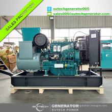 Open or silent type 30kw Weichai Deutz diesel generator set with Marathon alternator