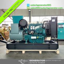 Com Weichai Deutz WP4D66E200 motor e alternador Marathon, 60kw gerador diesel