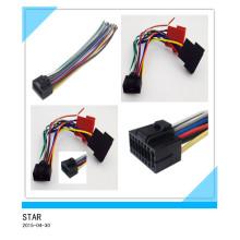 Fiche technique du faisceau de câbles ISO 16 broches