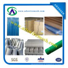 Telas de fibra de vidro / tela de fibra de vidro / tela de janela