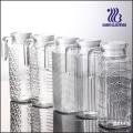 1L Glass Pitcher /Glass Jug (GB1102F)