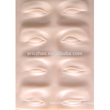 3D Eyebrow Rubber Practice Skin for Permanent Makeup