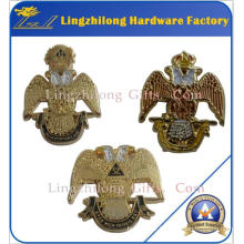 Cheap 32 Degree Eagle Wing Down Masonic Badge