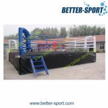 Anneau de boxe avec Aiba approuvé