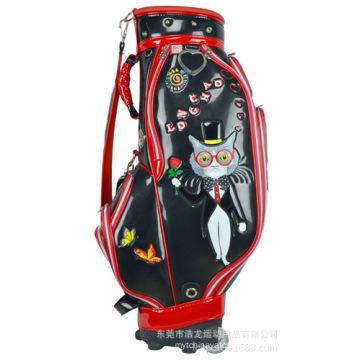 Сумка для гольфа сумка-тележка легкая пластиковая авиационная сумка