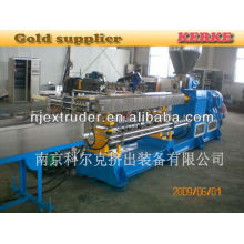 Экструзионная цена экструдера для гранулятора маточной смеси PP / PE