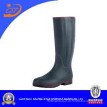 Beliebte Kautschuk Wellington Stiefel für Männer liefern kostenloses Probe (2209Z)