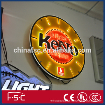 Mount wall sign led illumination letter signs for promotion