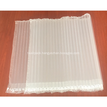 Air column cushion sheet