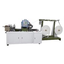machine de traitement de papier tordu par colle chaude