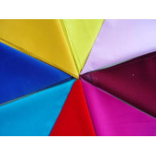 Cheapest 190t Polyester Plain Dyed Taffeta Fabric for Garment Linging