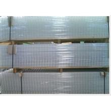 Panel de malla de alambre soldado Galvnaized