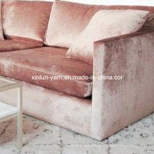 Sofa Stoff für Heimtextilien mit Beflockung