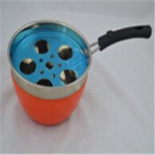ChaoZhou aço inoxidável chaleira sopa panela ovos cozidos dispositivo