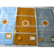 Western Western Shadda FEITEX Guinea Brocade Tela de algodón Bazin Riche African Fabric