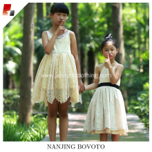 Children High Quality Backless Tutu Dress