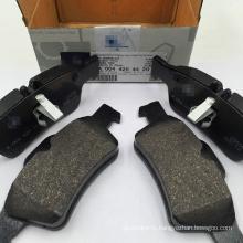 W221 W211 Высококачественный комплект задних тормозных колодок для BENZ W219 W221 Комплект задних тормозных колодок 0044200120 0064200120