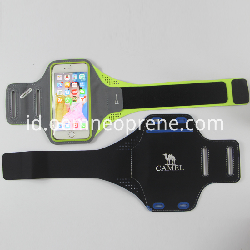 Waterproof sports armbands