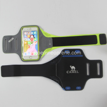 Waterproof lycra running sports armband phone bag