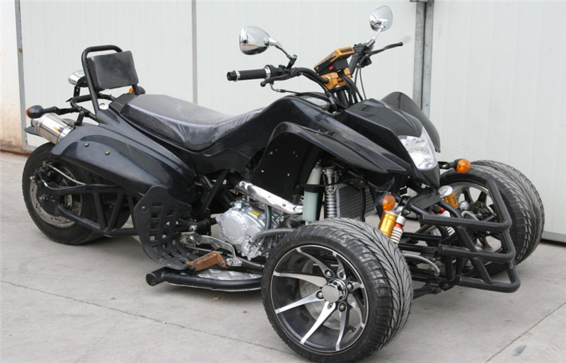 EEC 250 CC QUAD BIKE