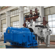 Back Pressure Steam Turbine dari QNP