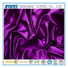 Tout tissu en soie couleur de soie 100%
