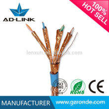 SFTP cat7 câble de réseau extérieur au meilleur prix
