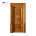 porte en bois monobloc avec porte simple