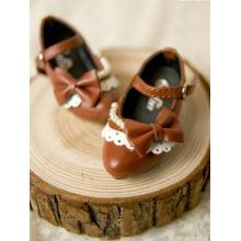 Sapatos de menina sapatos bonitos para boneca com articulação esférica YSD / MSD