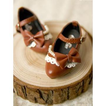 Zapatos Niña Zapatos lindos para muñecas articuladas YSD / MSD