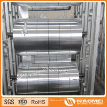 Papel de alumínio 8011 para uso doméstico